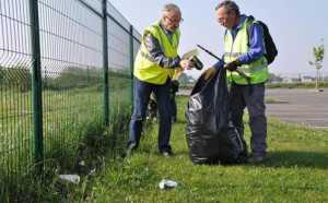 Ramassage et recyclage,  le succès de Stop Déchets